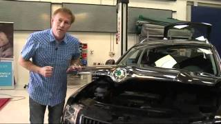 MotorTV - Skoda Superb Combi test