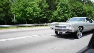 The Evolution Impala Ridin