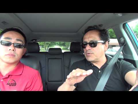 2016 Hyundai Tucson first drive with Product Planner Trevor Lai
