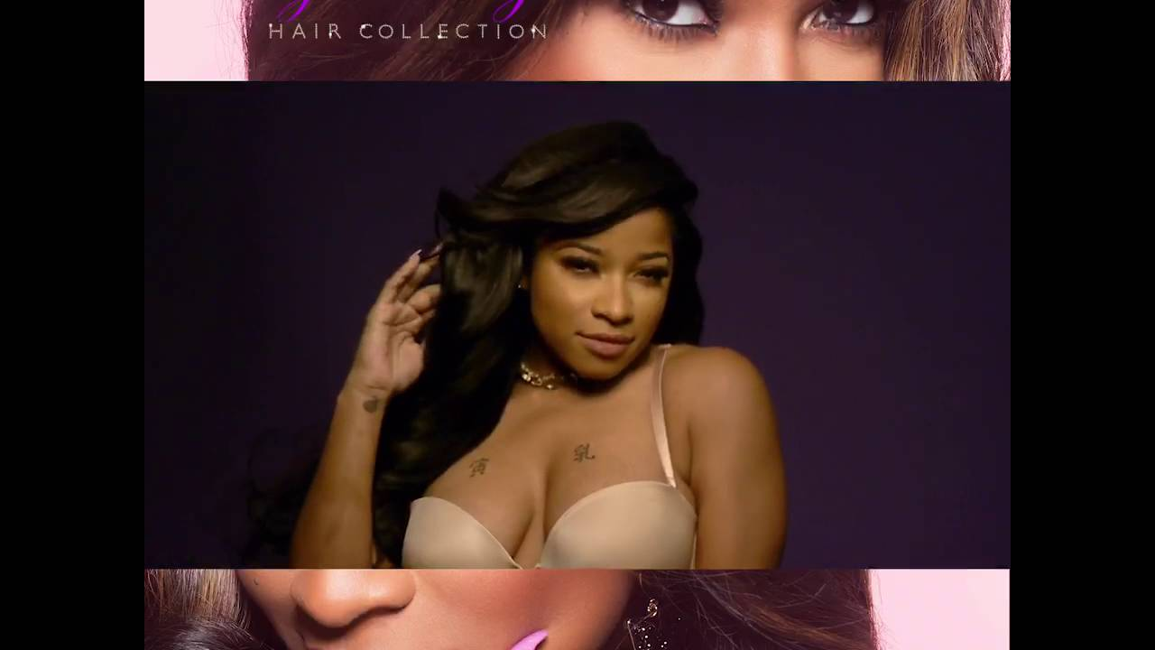 Toya Wright Hair Brazilian Straight