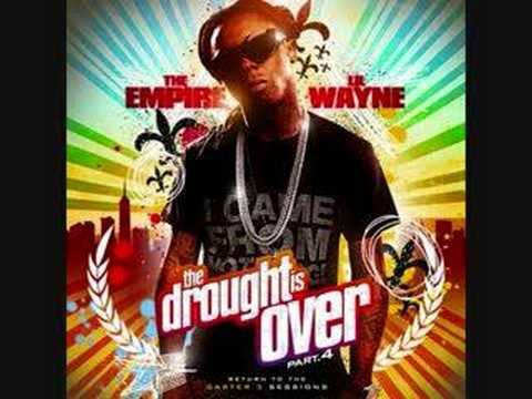 lil Wayne The drought is over pt 4One Night only