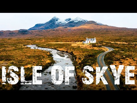 Landscape Photography Isle of Skye | The Cuillins