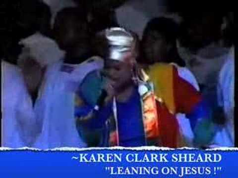 KAREN CLARK SHEARD Sings: WOW!