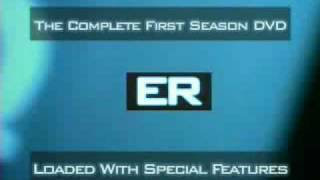 ER - preview of the first season DVD