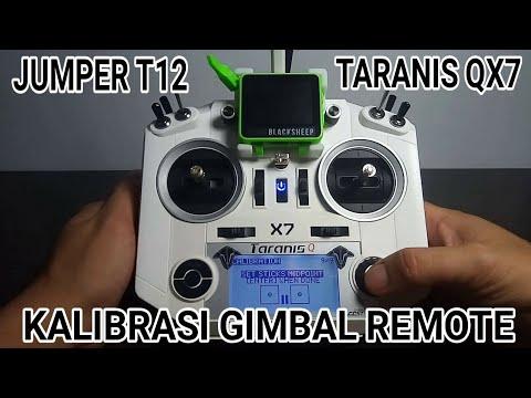 Kalibrasi Gimbal Remote Jumper T12 / Taranis FRSKY QX7 - INDONESIA