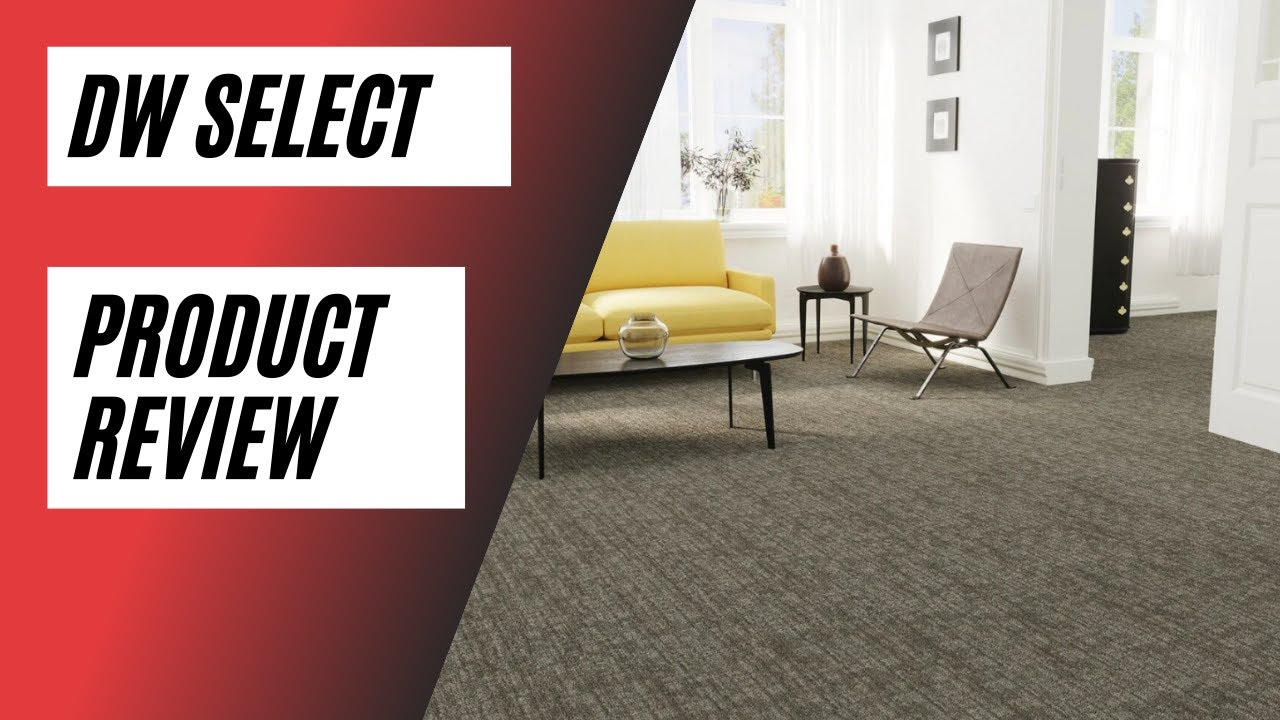 DW Select Carpet Product Review - Georgia Carpet Industries