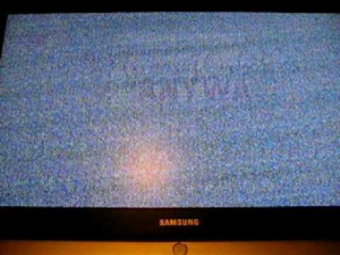 Samsung White Dots Funnydog Tv