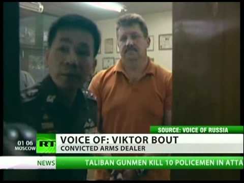 Viktor Bout - interview from prison