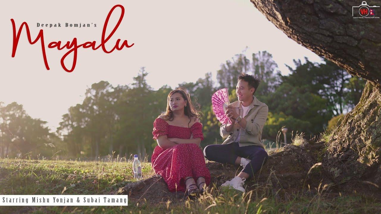 Download MAYALU - Deepak Bomjan   Official Music Video   4k