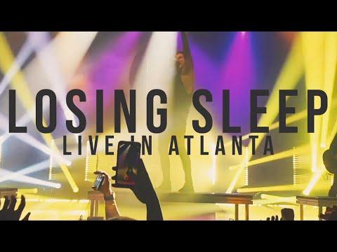 Our Last Night - Losing Sleep Live in Atlanta (Filmed By Crowd)
