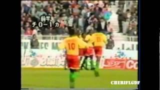 Tunisie 0-1 Cameroun (Qualifs Coupe du monde 1990)