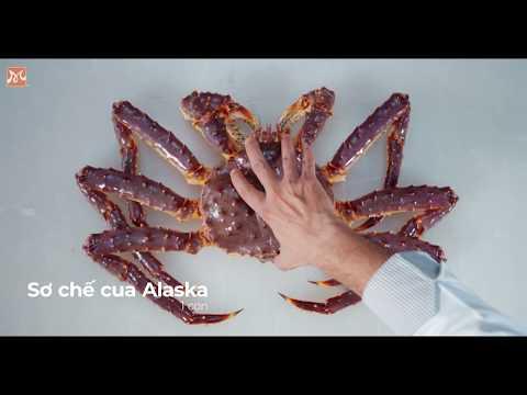 Tuyệt chiêu làm Terrine CUA HOÀNG ĐẾ ALASKA chuẩn nhà hàng 5 sao | HNAAu