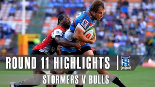 ROUND 11 HIGHLIGHTS: Stormers v Bulls – 2019