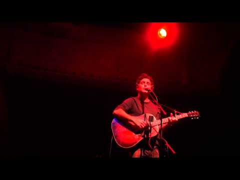 Joshua Radin - One of those days (live Acoustic Amsterdam Paradiso 02.05.2015) Netherlands