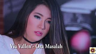 Gambar cover Via Vallen - Ora Masalah Unofficial Music Video