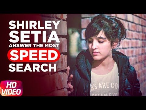 Shirley Setia   Answers The Most Searched Speed Questions   Speed Records