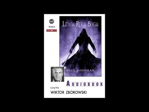 "Paul Hoffman ""Lewa ręka Boga"" audiobook"