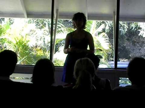 Informative Speech-Joni Miller
