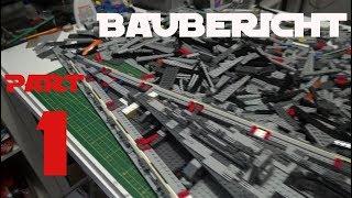 LEPIN - 05028 - Super Star Destroyer - Baubericht # Part 1 deutsch