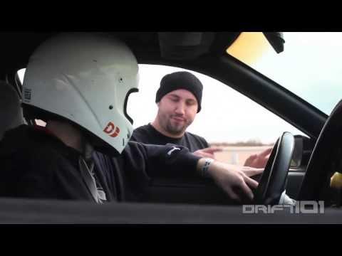 Drift 101 Drift School - Student: Robert Levin