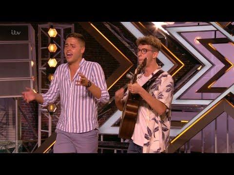 The X Factor UK 2017 Jack & Joel Auditions Full  S14E01