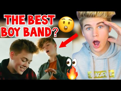 REACTING TO WHY DON'T WE - TRUST FUND BABY  MUST WATCH *THEY'RE SO GOOD* 2018