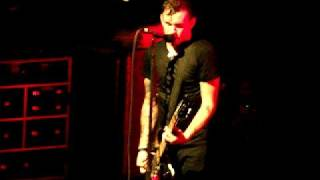 Against Me! - Cowards Sing At Night @ ElectricFactory10/9/08