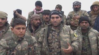 حصريا: قوات سوريا الديمقراطية تحرر 10 آلاف مدني في الرقة