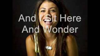 Gabriella Cilmi - Sanctuary (LYRIC)