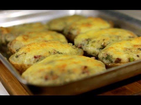 Картофель запеченый в духовке
