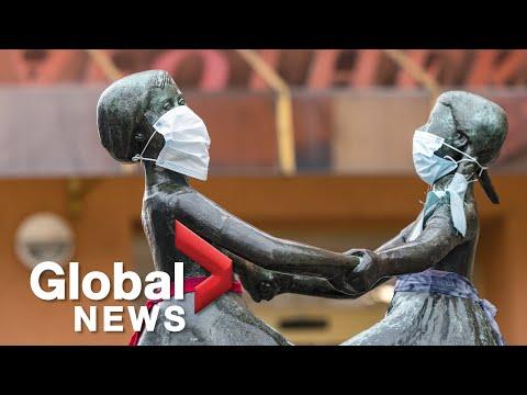 Coronavirus around the world: April 3, 2020