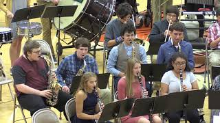 11.07.2017 MHS Concert Band and Marching Band