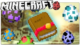 Minecraft | Spawn In RARE & SECRET Minecraft Mobs With This MAGIC BOOK!