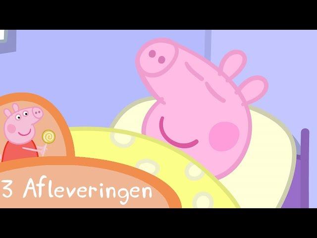 Peppa Pig Nederlands Compilatie Nieuwe Afleveringen | Het Tandenfeetje | Tekenfilm | Peppa de Big