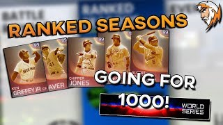 #MLBTheShow18 #MLBTheShow Ranked Seasons   Let's Secure Sandberg Tonight!!!