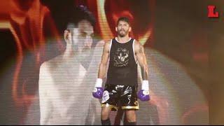 """Jorge Linares: """"Soy como una máquina para boxear"""""""