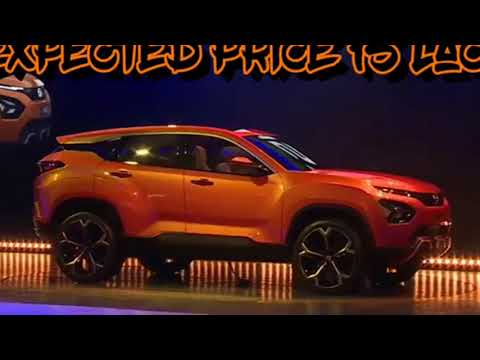 Tata H5X SUV 2019 New Model Car Full Spec First Look On Road Ride Review