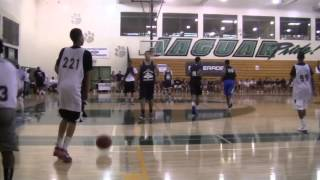 Lauren Jacoeb - 2011 All West Camp Highlights (Frosh)