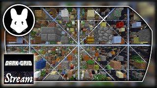 LIVE Stream - Minecraft: Dark Grid! Part 6 - Game Changing!