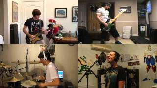 """Green Day - """"Rusty James"""" Collaborative Cover by Far As Hell"""