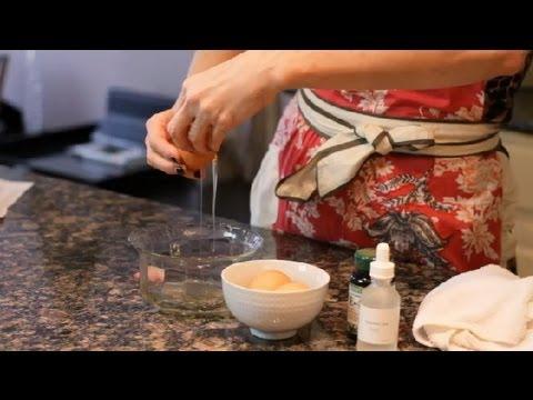 Raw Eggs & Skin Care : DIY Beauty Care