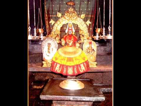 Kollur Mookambika Ashtakam - Hindu Devotional Song of Goddess