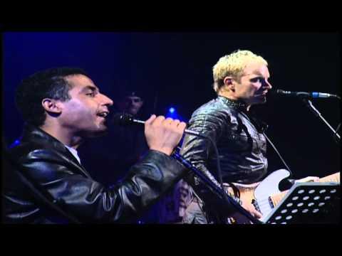 Sting and Cheb  Mami-Live-Desert Rose