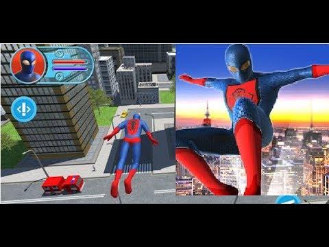✔🚙 Spider Man  Car Games -  Strange Hero: Future Battle Mobile Kid Games - Продолжительность: 3:56