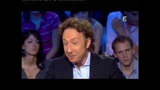 Stéphane Bern - On n'est pas couché 31 octobre 2009 #ONPC