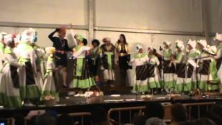 Coro San Jose | CARNAVAL Pulianas 2013 | Oh mama Inés