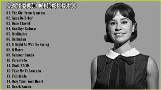 As Melhores Música de Astrud Gilberto - List 15 melhores faixas