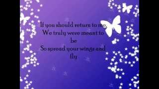 Mariah Carey- Butterfly W/ Lyrics