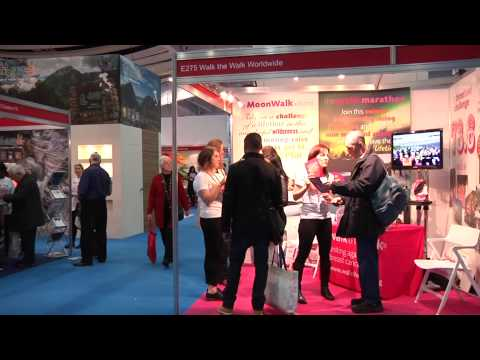 Destinations - the holiday and travel show  2014
