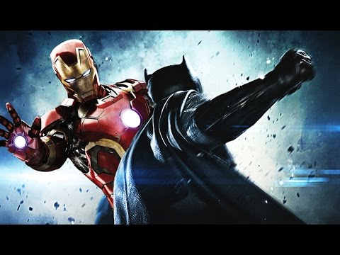 Batman Vs Ironman Trailer Fan Made Español Latino HD - YouTube